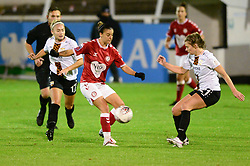 - Mandatory by-line: Dougie Allward/JMP - 07/10/2020 - FOOTBALL - Twerton Park - Bath, England - Bristol City Women v London Bees - FA Continental Cup