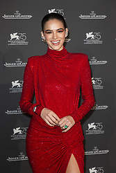 Bruna Marquezine attends the Jaeger Le-Coultre Gala night held at Arsenale Docks during the 75th Venice Film Festival at Sala Grande on September 4, 2018 in Venice, Italy. Photo by Marco Piovanotto/ABACAPRESS.COM
