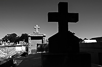 ld St. Bernard Cemetery, Breaux Bridge, LA, Thursday, May 25, 2017. The cemetery was established in 1847<br /> Photo Brian Baer