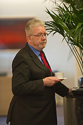 Pictured: Mike Russell MSP<br /> <br /> Conference to examine impact of Brexit on Scottish businesses and public services. The event, organised by the Fraser of Allander Institute and Strathclyde Business School, heard from a numbers of speakers including Mark Taylor (Audit Scotland), John Edward (former head of Office in Scotland, the European Parliament, Professor Russel Griggs OBE, (Chair Scottish Government Independent Advisory Regulatory Review Group), Jenny Stewart (head of Infrastructure and Government KPMG), Lynda Towers (Director of public law Morton Fraser), Katerina Lisenkova (Head of economic modelling, Fraser of Allander Institute), Ian Wooton (Professor of Economics and Vice Dean (research) Strathclyde Business School), Alastair Ross FCIPR (assistant Director, Head of Public Policy Association of British Insurers) and  Scottish Brexit Minister Mike Russell<br /> <br /> Ger Harley | EEm 2 March 2017