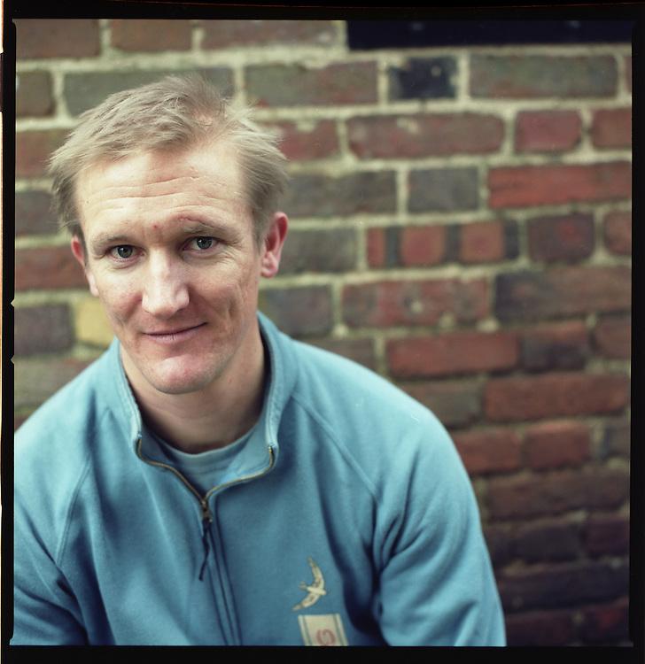 Sam Alison, owner of Singular Cycles for Singletrack Magazine. Hertfordshire. March 2011