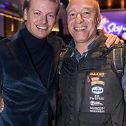 NLD/Amsterdam/20191206 - Sky Radio's Christmas Tree For Charity 2019, Thomas Berge en Tim Coronel