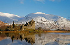 Kilchurn Castle | Loch Awe | 15 December 2017