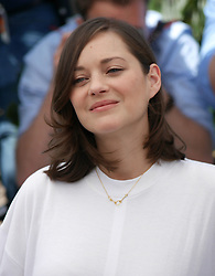 Actors Marion Cotillard and Charlotte Gainsbourg at the Les Fantomes d'Ismael photocall at the Cannes Film Festival in Cannes, France on May 17, 2017. 17 May 2017 Pictured: Marion Cotillard. Photo credit: Francis Specker / MEGA TheMegaAgency.com +1 888 505 6342
