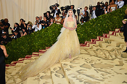 Kate Bosworth attending the Costume Institute Benefit at The Metropolitan Museum of Art celebrating the opening of Heavenly Bodies: Fashion and the Catholic Imagination. The Metropolitan Museum of Art, New York City, New York, May 7, 2018. Photo by Lionel Hahn/ABACAPRESS.COM