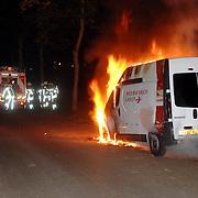 NLD/Huizen/20061020 - Autobrand Loefzij Huizen