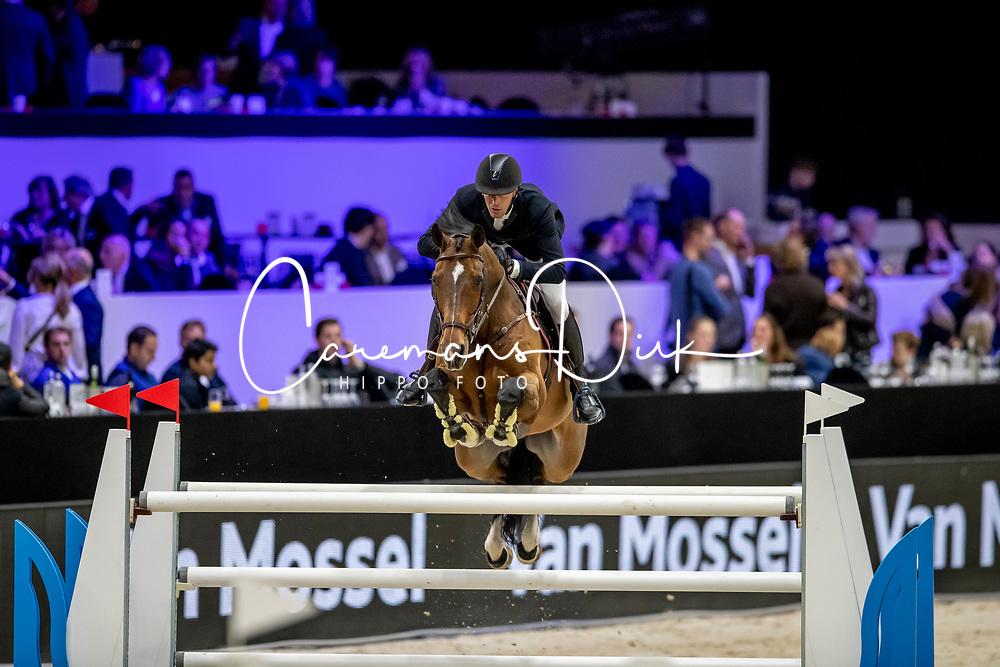 Staut Kevin, FRA, For Joy van't Zorgvliet Hdc<br /> JIM Maastricht 2019<br /> © Hippo Foto - Dirk Caremans<br />  08/11/2019
