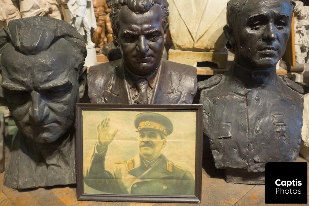 The Communism Museum in Prague.