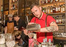 World Best Bartender shows off skills | Edinburgh | 2 April 2017