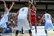 DESCRIZIONE : 3° Torneo Internazionale Geovillage Olbia Sidigas Scandone Avellino - Brose Basket Bamberg<br /> GIOCATORE : Yassin Ibdihi<br /> CATEGORIA : Tiro Tre Punti Three Point<br /> SQUADRA : Brose Basket Bamberg<br /> EVENTO : 3° Torneo Internazionale Geovillage Olbia<br /> GARA : 3° Torneo Internazionale Geovillage Olbia Sidigas Scandone Avellino - Brose Basket Bamberg<br /> DATA : 05/09/2015<br /> SPORT : Pallacanestro <br /> AUTORE : Agenzia Ciamillo-Castoria/L.Canu