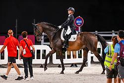 Von Bredow-Werndl Jessica, GER, TSF Dalera BB, 139<br /> Olympic Games Tokyo 2021<br /> © Hippo Foto - Stefan Lafrentz<br /> 27/07/2021