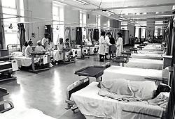 Ward, City Hospital, Nottingham UK 1991