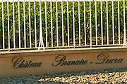 Chateau Branaire-Ducru in St Julien Medoc Bordeaux