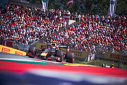 30.06.2019, Red Bull Ring, Spielberg, AUT, FIA, Formel 1, Grosser Preis von Österreich, Rennen, im Bild Pierre Gasly (FRA, Red Bull Racing) // French Formula One driver Pierre Gasly of Toro Rosso during the race for the Austrian FIA Formula One Grand Prix at the Red Bull Ring in Spielberg, Austria on 2019/06/30. EXPA Pictures © 2019, PhotoCredit: EXPA/ Dominik Angerer