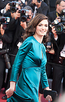 Actress Rachel Weisz<br /> at the gala screening for the film Youth at the 68th Cannes Film Festival, Wednesday May 20th 2015, Cannes, France.