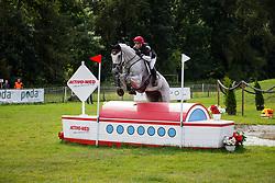 Vanhouche Giel, BEL, Figaro de Verby<br /> FEI European Eventing Championships Strzegom 2017<br /> © Hippo Foto - Eric Knoll