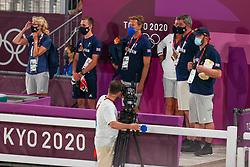 Fry Charlotte, GBR, Everdale, 134, Van Olst Gert Jan, Van Olst Anne<br /> Olympic Games Tokyo 2021<br /> © Hippo Foto - Dirk Caremans<br /> 28/07/2021
