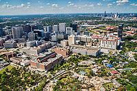 Texas Medical Center, Rice University & Hermann Park