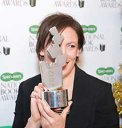Miranda Hart during the Specsavers National Book Awards 2012, Central London, Great Britain, December 4, 2012. Photo by Elliott Franks / i-Images.