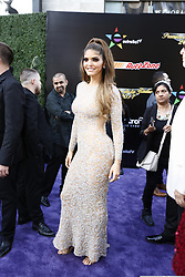 HOLLYWOOD, CA - NOVEMBER 09: Ana Barbara attends the 18th edition of 'Los Premios de la Radio' held at the Dolby Theater on November 09, 2017 in Los Angeles, California. Byline, credit, TV usage, web usage or linkback must read SILVEXPHOTO.COM. Failure to byline correctly will incur double the agreed fee. Tel: +1 714 504 6870.