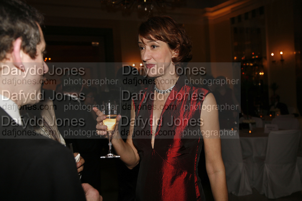 Haydn Gwynne , Royal Charity premiere of 'These Foolish things' in aid of the National Osteoporosis Society. Kensington Odeon and afterwards at Claridges. 8 March 2006. ONE TIME USE ONLY - DO NOT ARCHIVE  © Copyright Photograph by Dafydd Jones 66 Stockwell Park Rd. London SW9 0DA Tel 020 7733 0108 www.dafjones.com