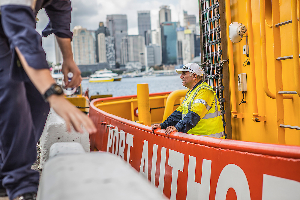 Discovery Day | Port Authority Sydney