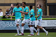 Forest Green Rovers v Port Vale 080918