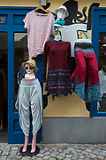 Exterior of a womens clothes shop in the Slovenian capital, Ljubljana, on 28th June 2018, in Ljubljana, Slovenia.