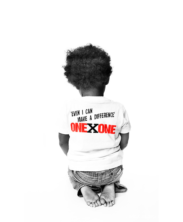 Image created for Diesel Canada's charitable organization, OneXOne. 2008
