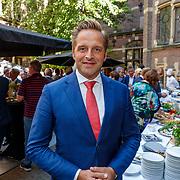 NLD/Den Haag/20180705 - Binnenhof BBQ 2018, Hugo de Jonge