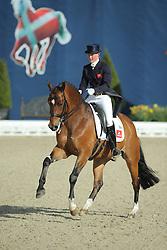 Griffith Lara, (GBR), Rubin al Asad<br /> Qualification Grand Prix Special<br /> Horses & Dreams meets Denmark - Hagen 2016<br /> © Hippo Foto - Stefan Lafrentz