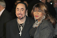 David Gest; Deniece Williams Michael Jackson 'The Life of an Icon' World Premiere, Empire Cinema, Leicester Square, London, UK, 02 November 2011:  Contact: Rich@Piqtured.com +44(0)7941 079620 (Picture by Richard Goldschmidt)