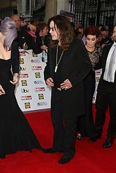Kelly Osbourne, Ozzy Osbourne, Sharon Osbourne, Jack Osbourne, Pride of Britain Awards, Grosvenor House Hotel, London UK. 28 September, Photo by Richard Goldschmidt /LNP © London News Pictures