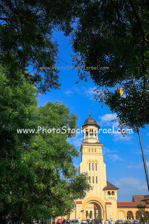 Alba Iulia, Alba County, Transylvania, Romania The Citadel Alba Carolina