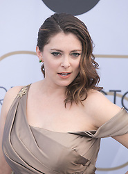January 27, 2019 - Los Angeles, California, U.S - Rachel Bloom at the red carpet of the 25th Annual Screen Actors Guild Awards held at  the Shrine Auditorium in Los Angeles, California, Sunday January 27, 2019. JAVIER  ROJAS/PI (Credit Image: © Prensa Internacional via ZUMA Wire)