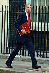 © Licensed to London News Pictures. 04/06/2013. Westminster, UK . Philip Hammond, Conservative MP, Secretary of State for Defence,<br /> .MP's on Downing Street today 4th June 2013. Photo credit : Stephen Simpson/LNP
