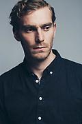 Actor Peter Hald (©HEIN Photography)