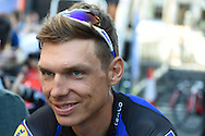 Tony Martin of Germany and Etixx Quick-Step before the Tour of Britain 2016 stage 8 , London, United Kingdom on 11 September 2016. Photo by Martin Cole.