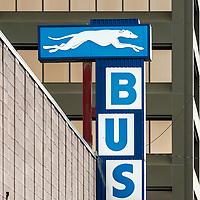 Greyhound Bus Terminal - Boise, Idaho