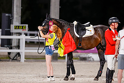 Guery Jerome, BEL, Quel Homme De Hus, 311<br /> Olympic Games Tokyo 2021<br /> © Hippo Foto - Dirk Caremans<br /> 07/08/2021