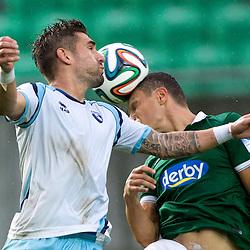 20140823: SLO, Football - Prva liga Telekom Slovenije, NK Olimpija vs ND Gorica