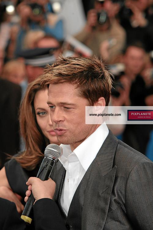 Brad Pitt Angelina Jolie - 33 ème Festival du Film Américain de Deauville - 3/09/2007 - JSB / PixPlanete