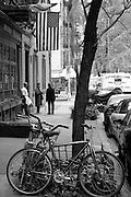 New York City: Macdougal and Prince, Soho