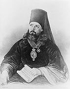 Innokentii, Metropolitan of Moscow (1797-1879), called the 'Apostle of Alaska'