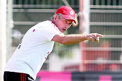 12.07.2011, Bayern Trainingsgelaende, Muenchen, GER, 1.FBL, Training Bayern Muenchen, im Bild Jupp Heynckes (Trainer Bayern)  // during the training session,  on 2011/07/12, Training Ground, Munich, Germany, EXPA Pictures © 2011, PhotoCredit: EXPA/ nph/  Straubmeier       ****** out of GER / CRO  / BEL ******