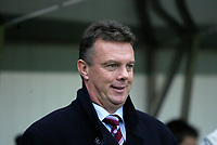 Photo: Andrew Unwin.<br />Newcastle Utd v Aston Villa. The Barclays Premiership.<br />03/12/2005.<br />Aston Villa's manager, David O'Leary.