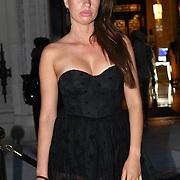 Danubia Sousa is a international model attend Fashion Scout - SS19 - London Fashion Week - Day 2, London, UK.