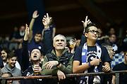 Acqua San Bernardo Cantù - A X Armani Exchange Milano<br /> Campionato Legabasket 2018/2019 - LBA<br /> Cantù 9/12/18<br /> Ciamillo - Castoria // Foto Vincenzo Delnegro