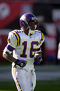 Minnesota Vikings receiver Kelly Campbell during 18-17 loss to the Arizona Cardinals at Sun Devil Stadium at Sun Devil Stadium in Tempe, Ariz. on Sunday, Dec. 28, 2003.