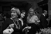 Princess Gloria von Thurn und Taxis with her daughters  Maria Theresia and Elizabeth.  SIMON de PURY AND THE PARTNERS OF PHILLIPS de PURY & COMPANY Host a dinner in honour of <br />ILYA AND EMILIA KABAKOV. FOLLOWED BY THE BOX PARTY HOSTED  BY QUINTESSENTIALLY.  WILTONS <br />GRACES ALLEY  OFF ENSIGN STREET, London E1. 12 October 2007. -DO NOT ARCHIVE-© Copyright Photograph by Dafydd Jones. 248 Clapham Rd. London SW9 0PZ. Tel 0207 820 0771. www.dafjones.com.